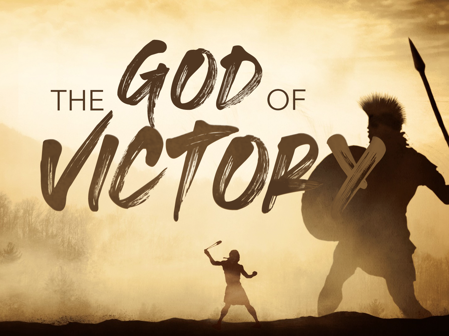 The God of Victory || July 26th, 2020 — Heritage Community Church
