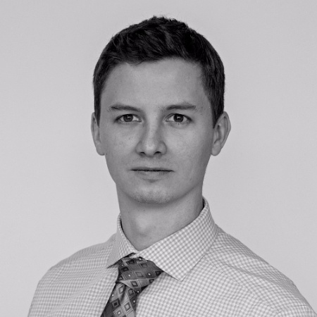 Andrey Kolesnikov  Co-Founder / Project Manager  Steersman Company