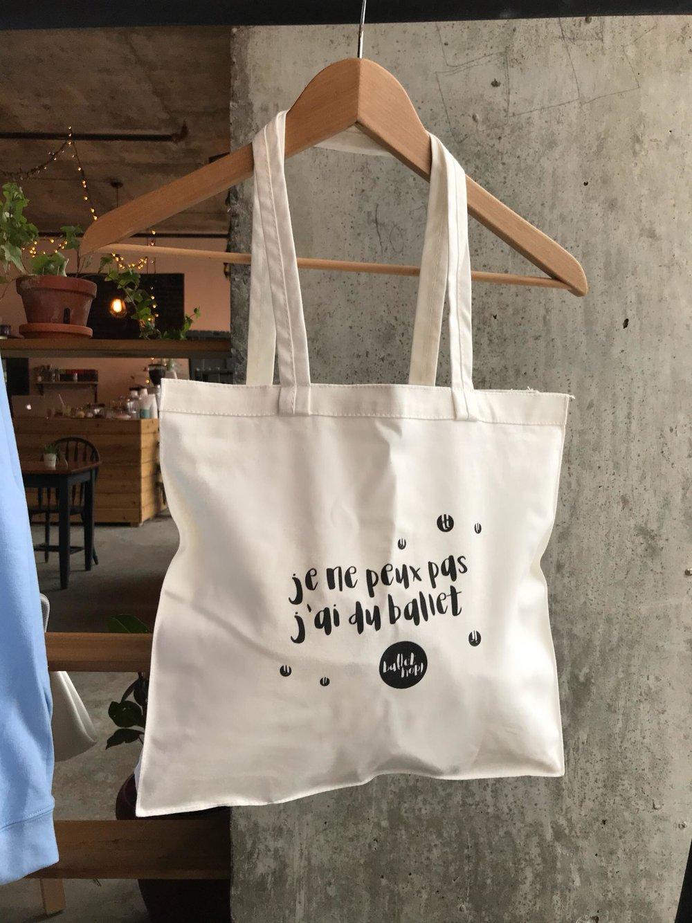 Petit sac de danse - 12$
