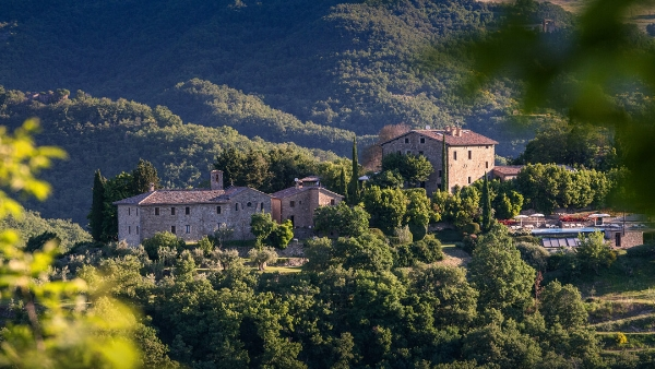 Tuscany Project Italy:  Locanda del Gallo   - June 29th - July 6th, 2019