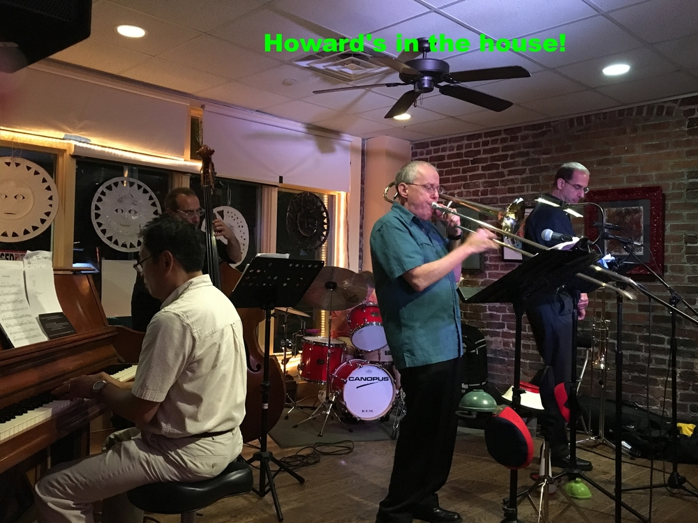 Hudson Valley Jazz Festival at the BeanRunner Cafe