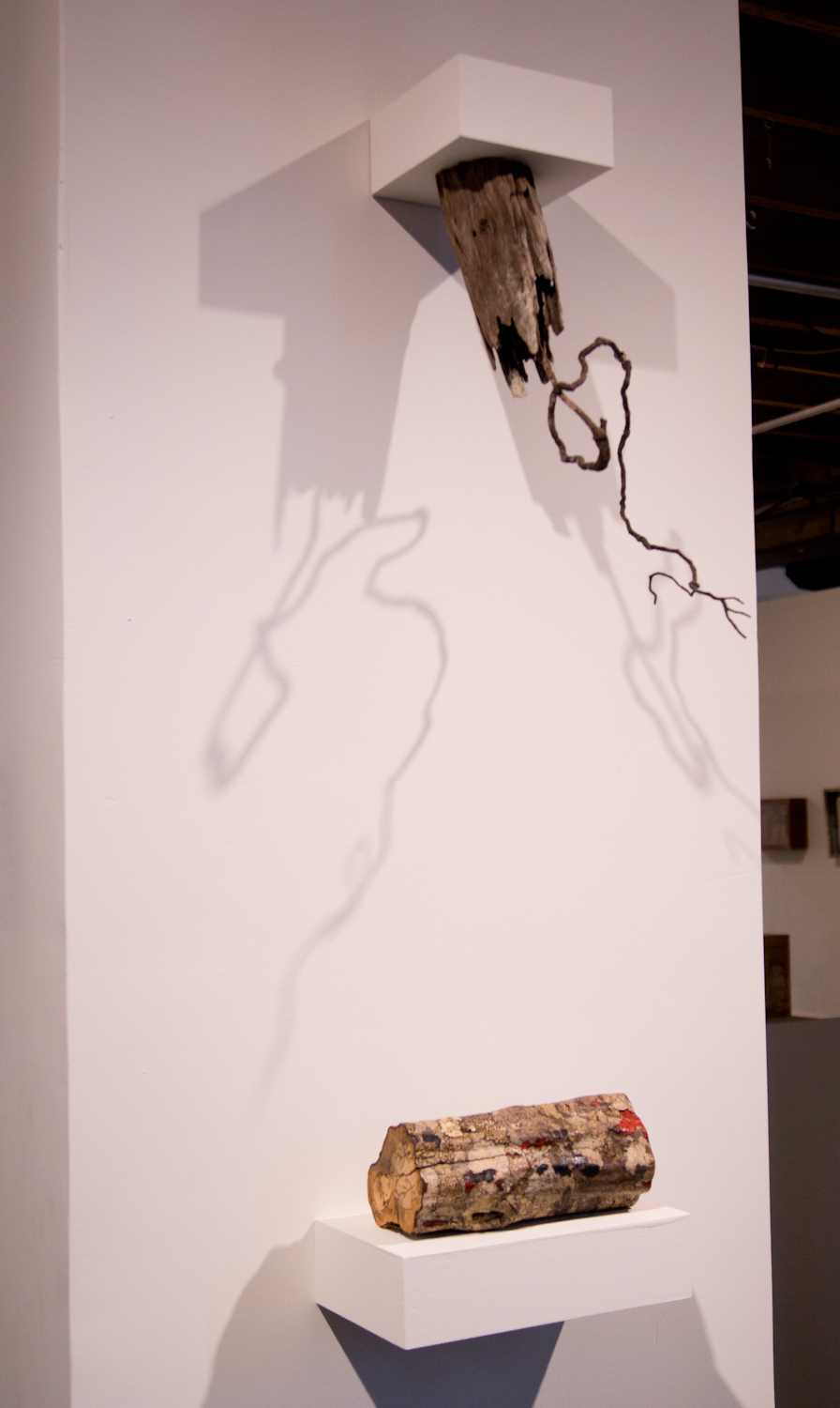 Ingrained (installation view)