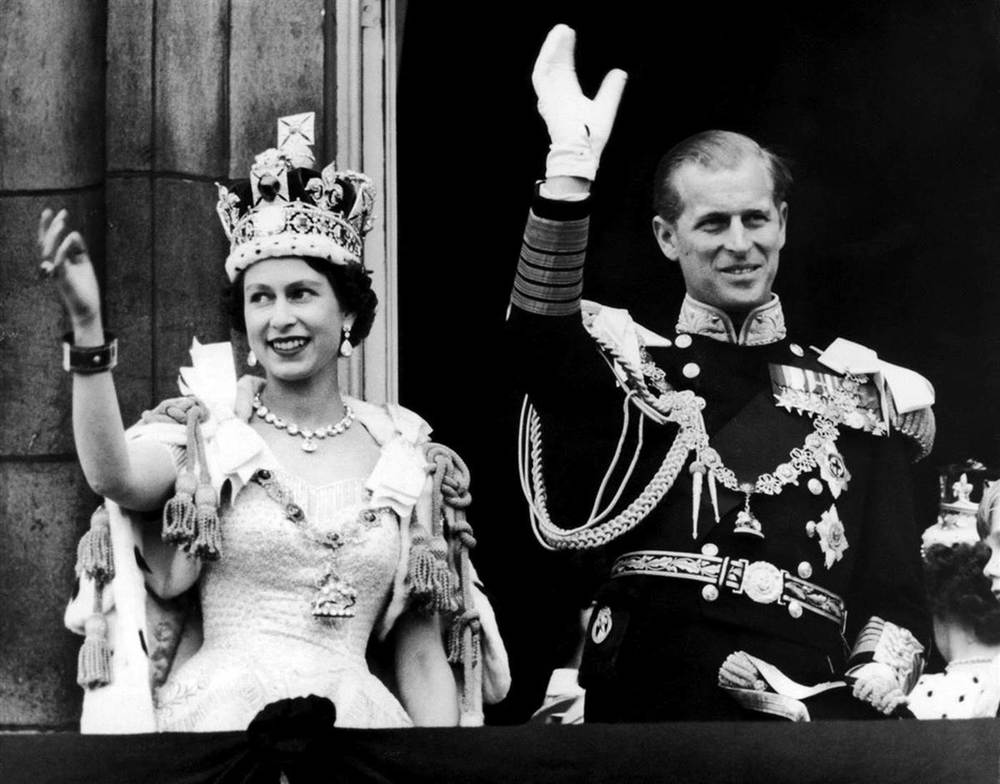 Getty Images  The coronation of Queen Elizabeth II was held on June 2, 1953, more than a year after she ascended the throne.