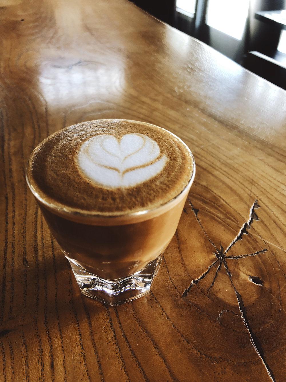 Gibraltar from Coffeebar Reno