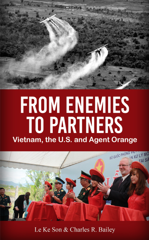 "- ""There are no two people more qualified to speak on this subject than Charles Bailey and Dr. Le Ke Son. Their work has changed lives for the better.""— Christine Todd Whitman, former governor of New Jersey and administrator of the U.S. Environmental Protection Agency""[A] must-read for anyone interested in understanding Agent Orange's complicated legacy and the way these two nations continue to navigate it.""— Darren Walker, president, Ford Foundation""[T]o address this legacy and to truly put the war behind us… is the right thing to do for Vietnam… and for a full-fledged and mature relationship between our two countries.""— Ambassador Ton Nu Thi Ninh, former vice chair, Foreign Affairs Committee, National Assembly of Vietnam""This is exactly the book that is needed to advance the conversations surrounding Agent Orange, dioxin and the legacies of the American War in Vietnam…. This book should be read by leaders, policy makers and all students of wars and their legacies.""— Dr. Edwin A. Martini, author of Agent Orange: History, Science, and the Politics of Uncertainty"
