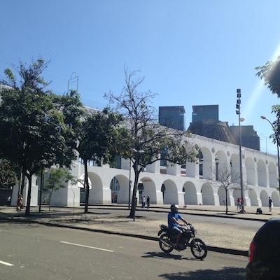 Arcos da Lapa, Rio de Janeiro