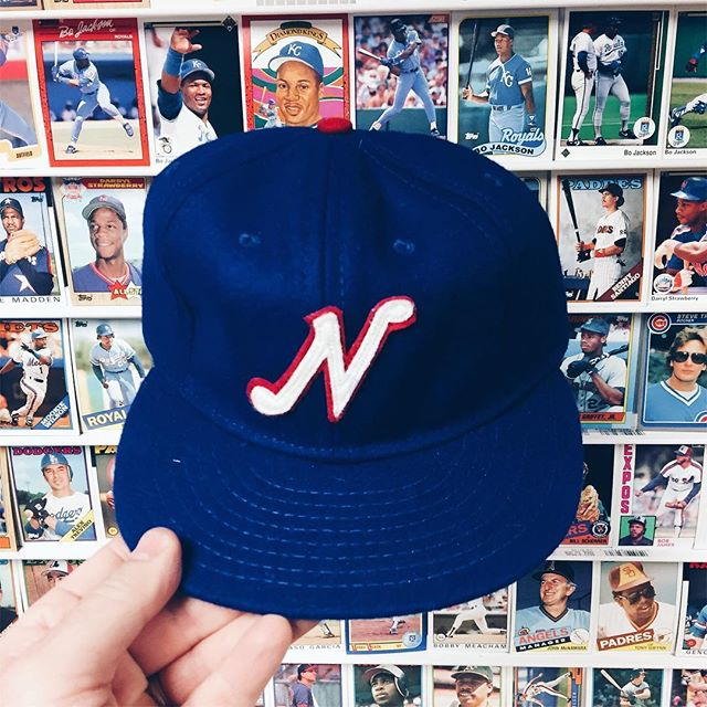 Nashville Sounds caps by Ebbets Field Flannels (fitted & adjustable) available now at mitchellbatco.com/hats. Get'em while you can. We won't restock these until Christmas.