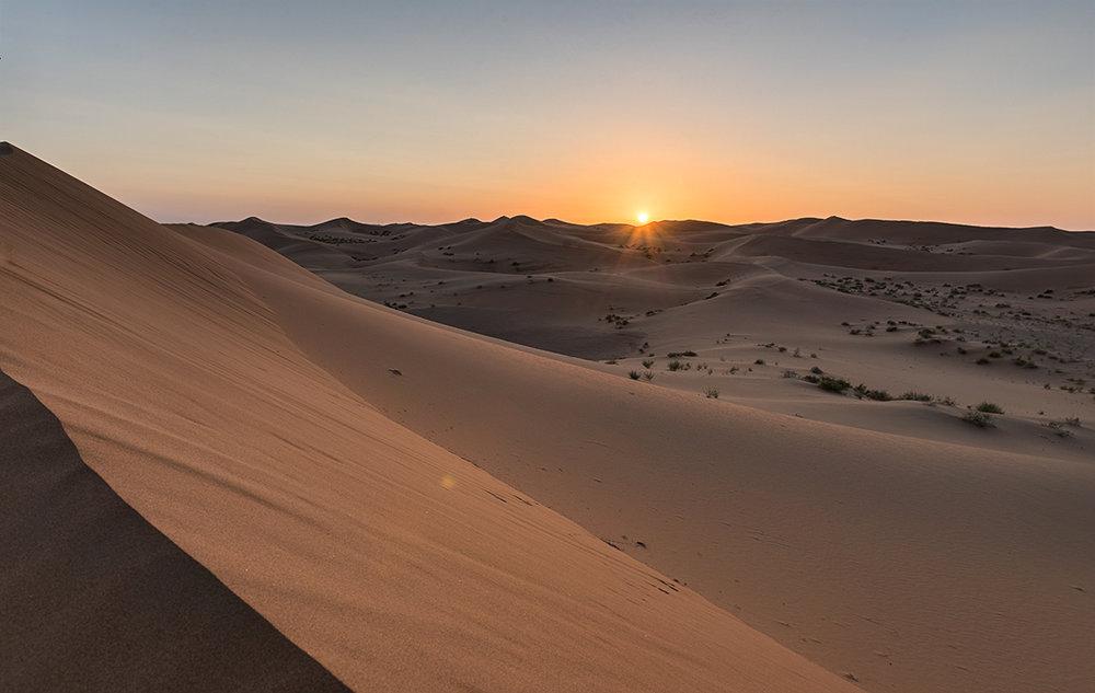 Tengger Desert, Inner Mongolia