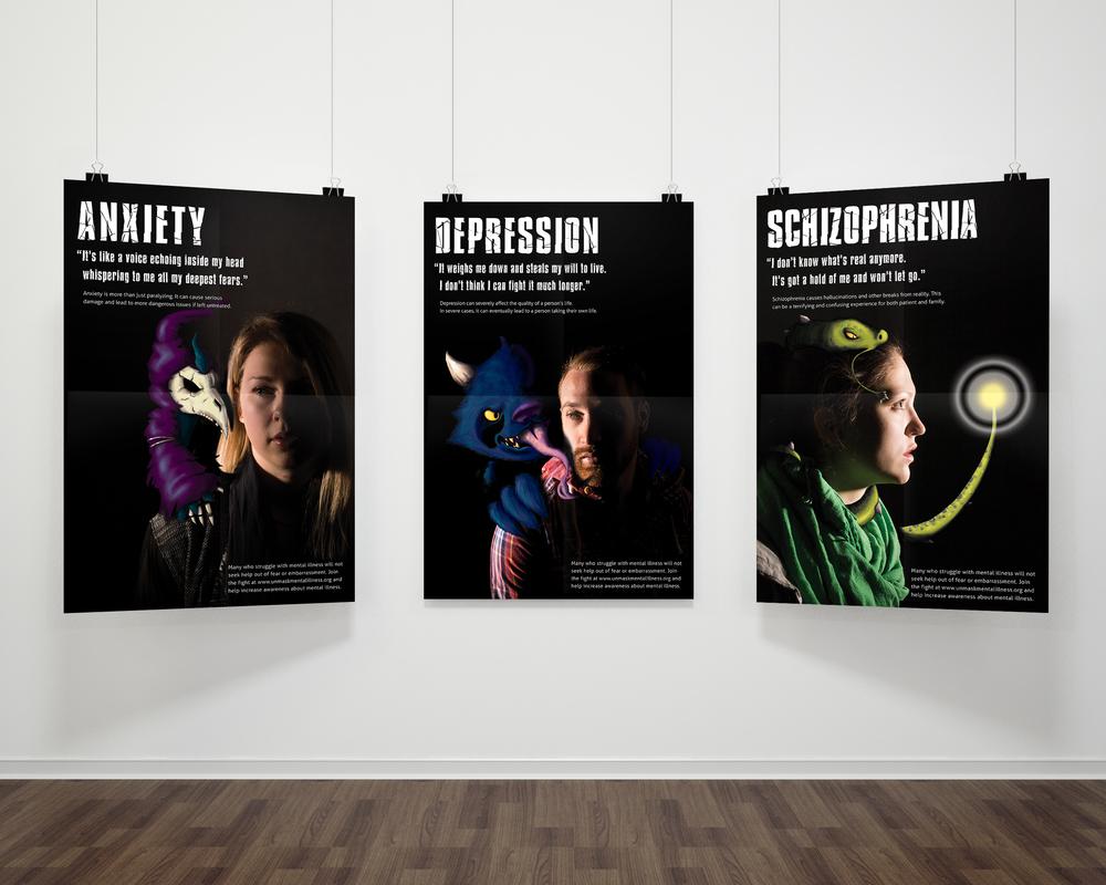 PSA Poster Series