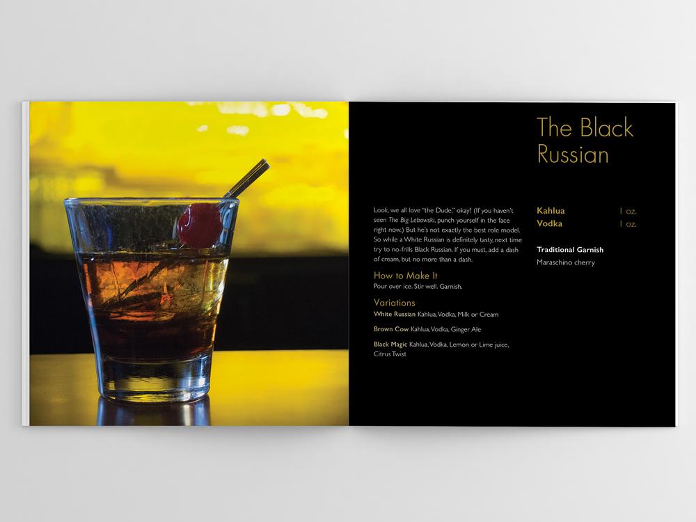 Classic Cocktails Sample #1