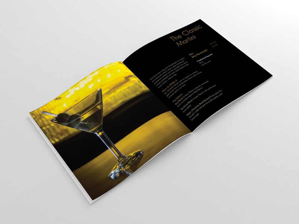 Classic Cocktails Sample #2