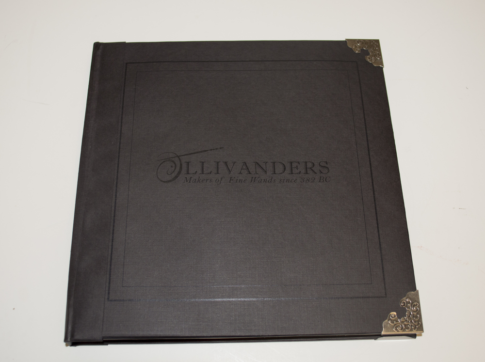 Ollivanders Exhibition Catalog