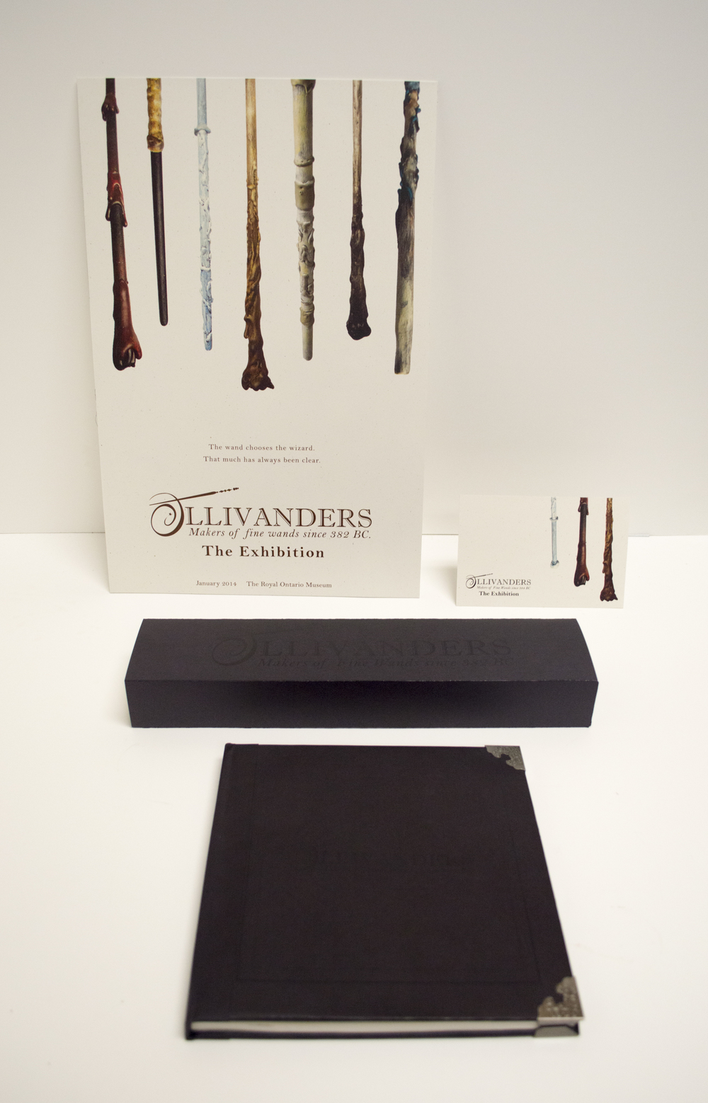 Ollivanders, The Exhibition