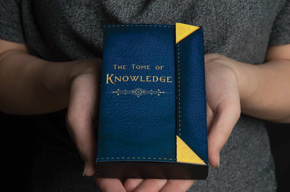 The Tome of Knowledge