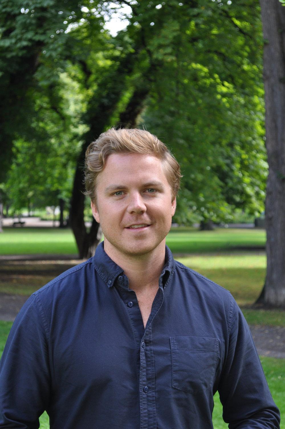 Marcus Andersson, säljare Military Work. Kontakta Marcus på LinkedIn .