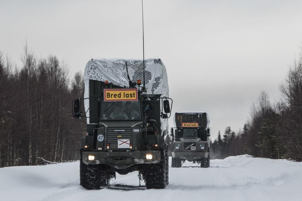 TROSSPLUTONCHEF ->PLATSCHEF - Foto:Jesper Sundstrom/Försvarsmakten