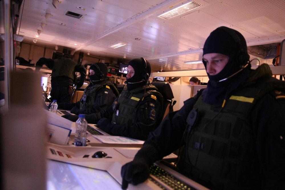 RESERVOFFICER -> VD - Foto: Försvarsmakten