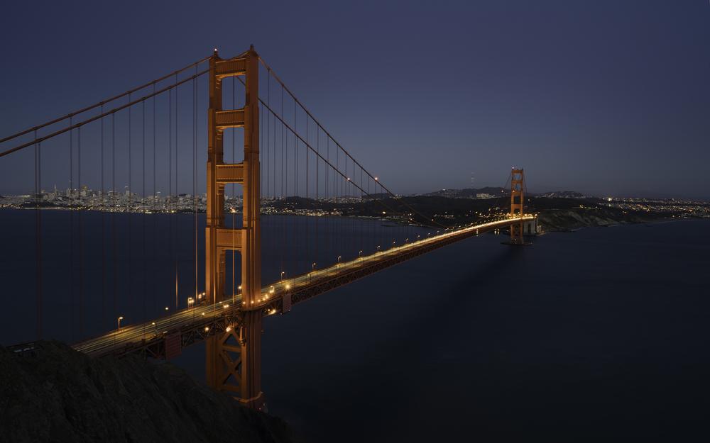 Golden Gate Bridge  f10,25mm,25s