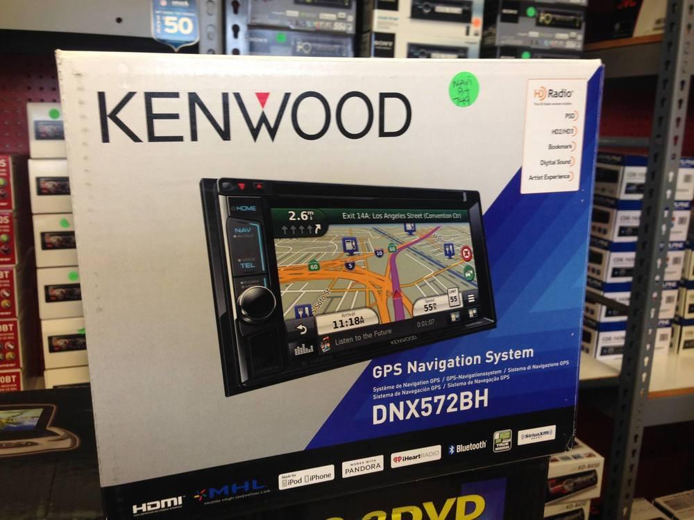 Audiosport GPS Navigation System Installation
