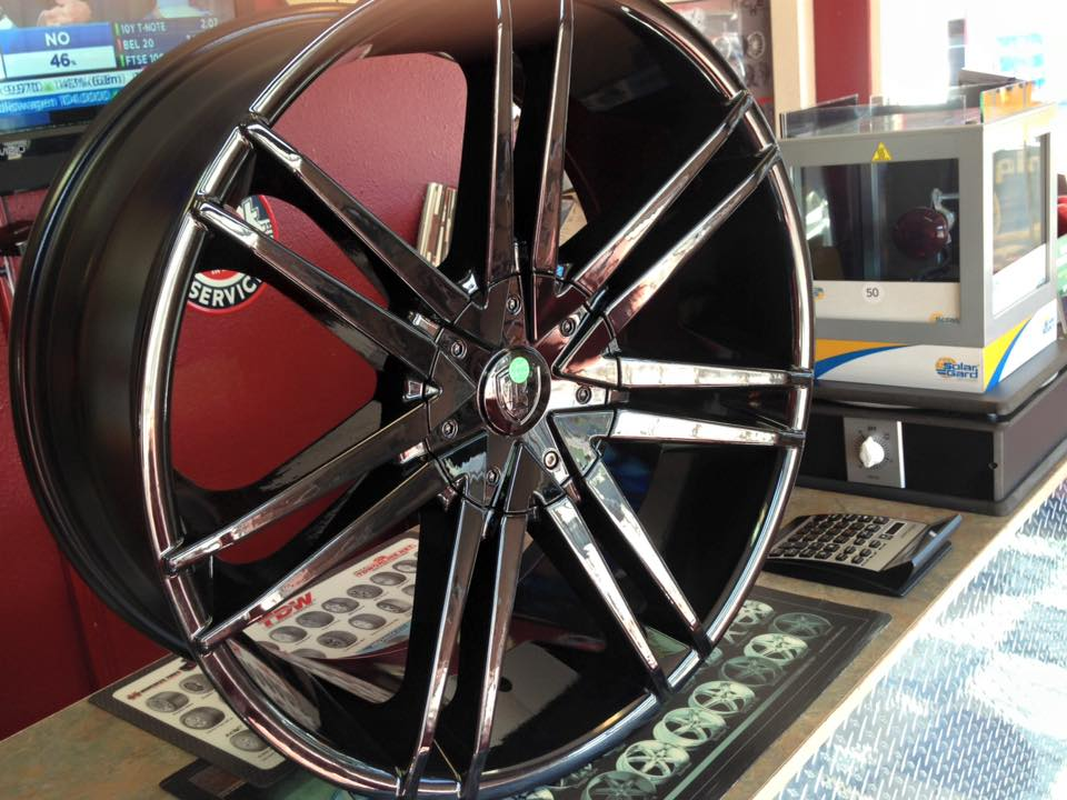 The Sickest Rims