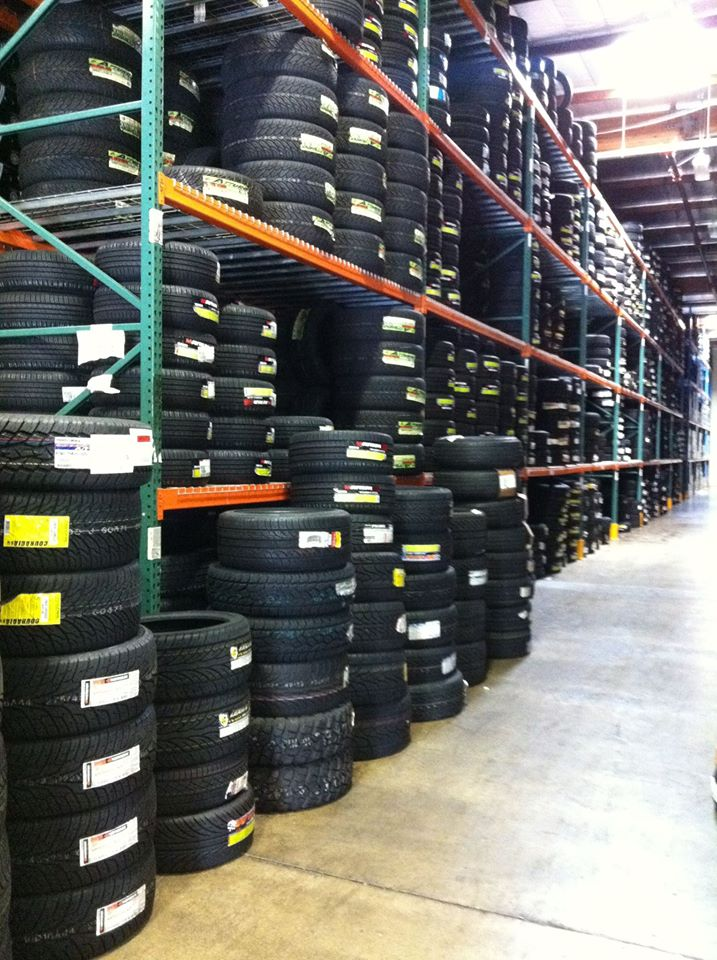 We Have All Tires and Wheels