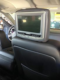 DVD Headrest Video Players