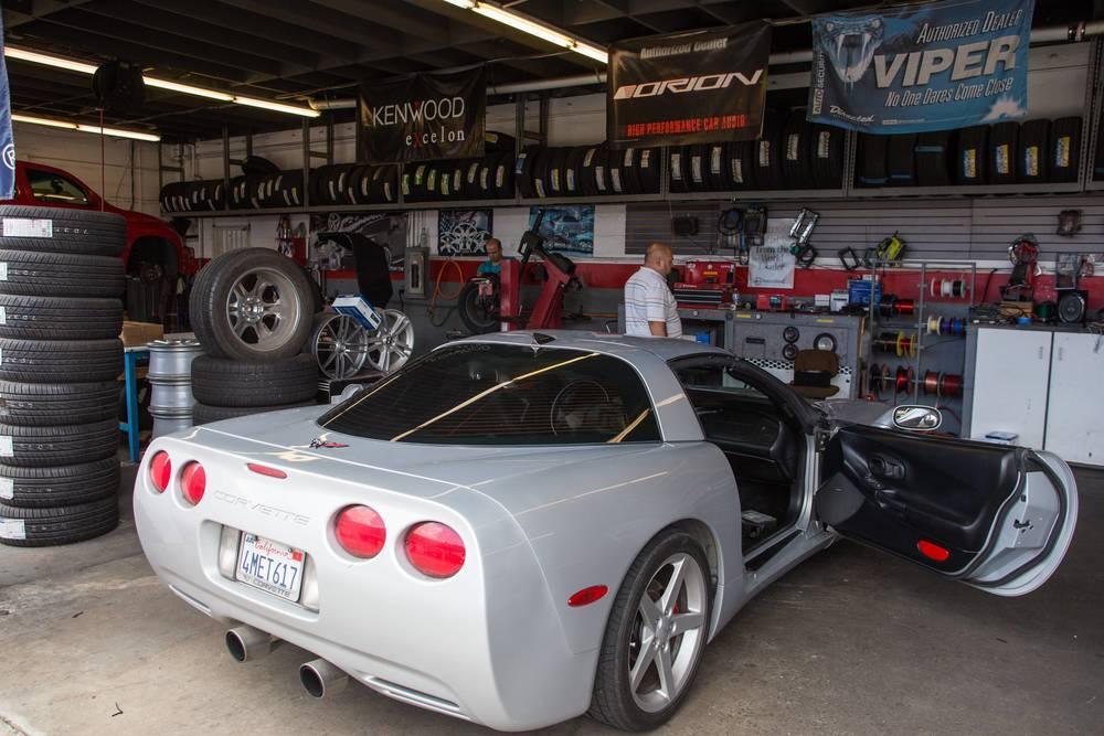 Audiosport auto performance upgrades Escondido.
