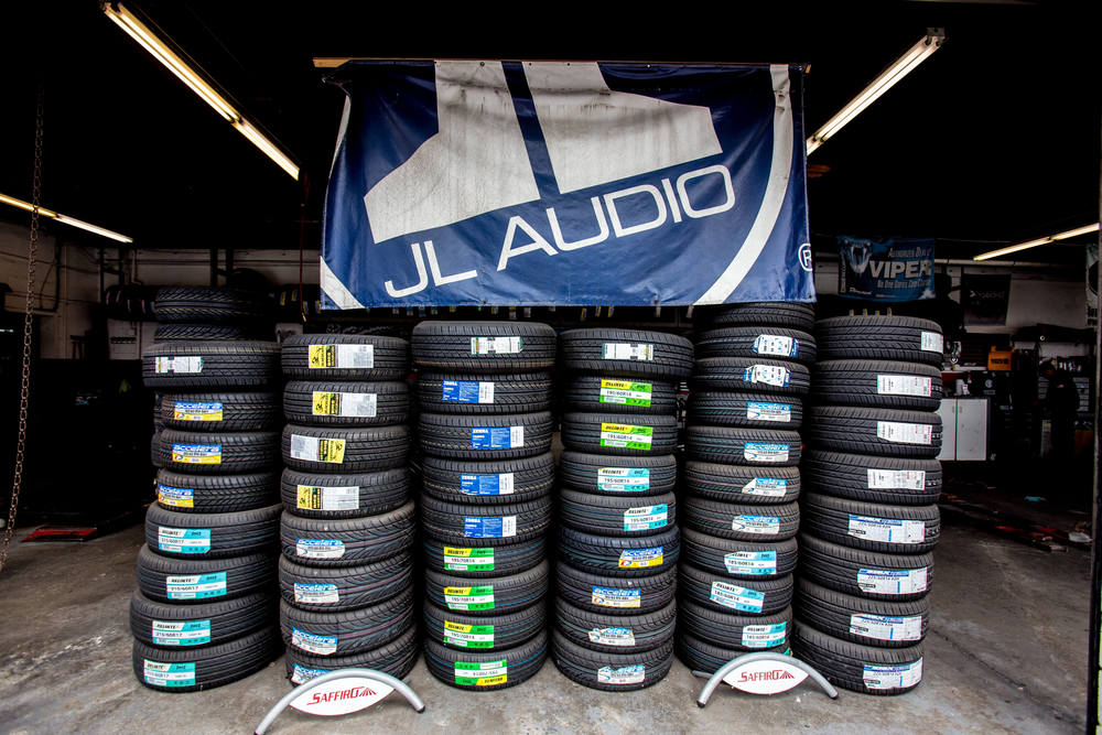 Audiosport has all of the best cheap car tires!