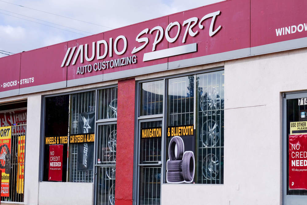 Audiosport Escondido