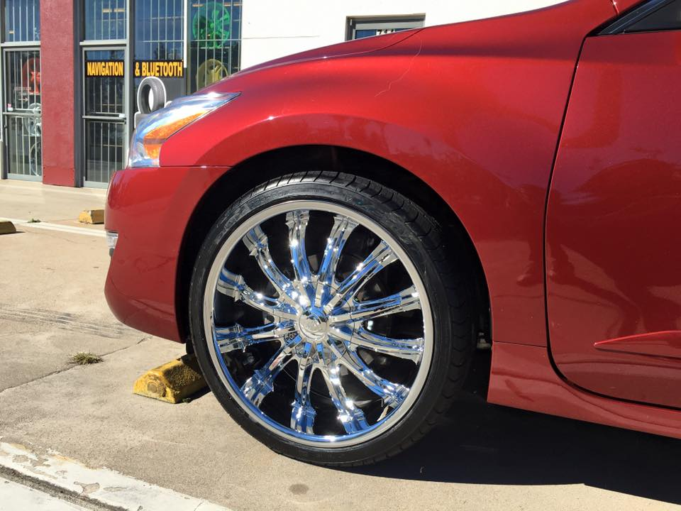 Wheels and Rims Specialists