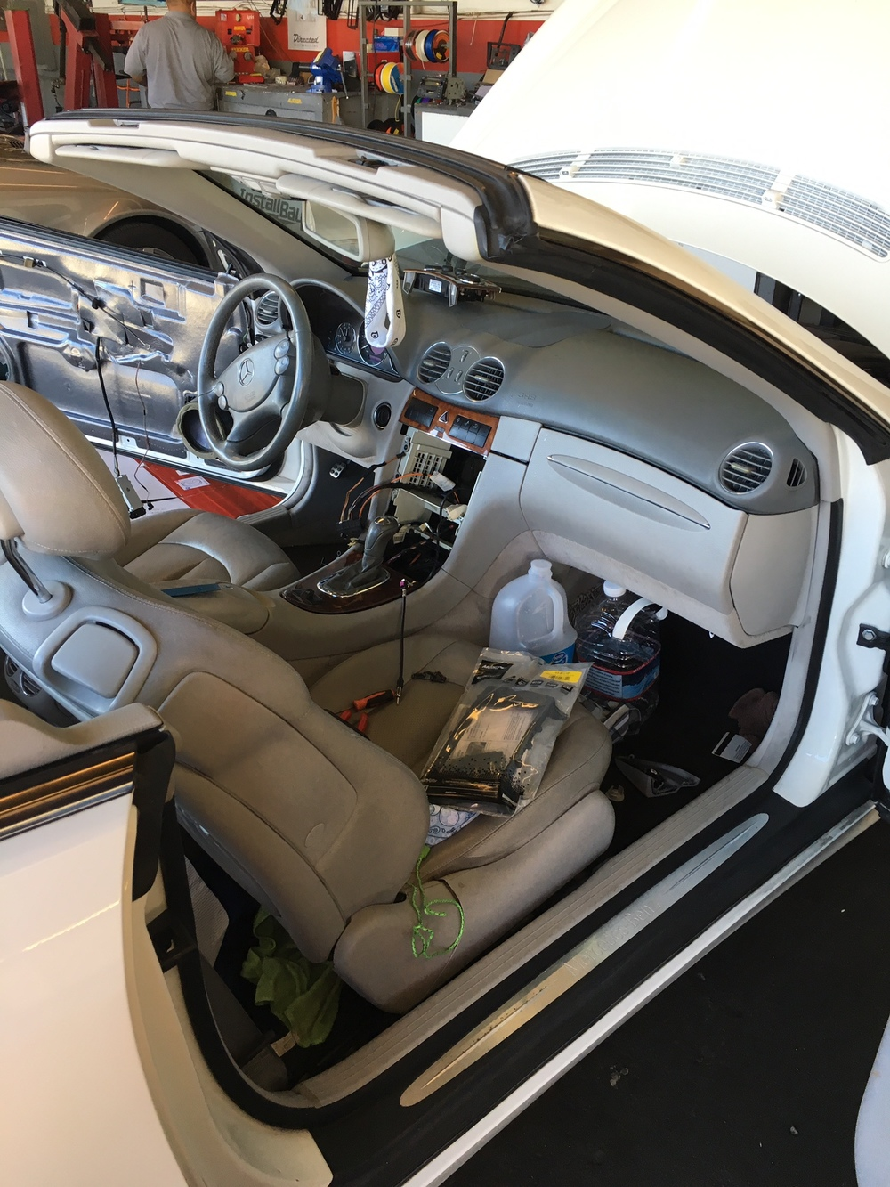 Audiosport offers custom car stereo installation