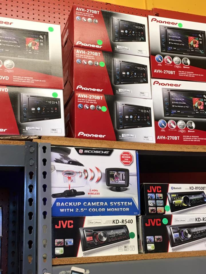 JVC Car Audio from Audiosport