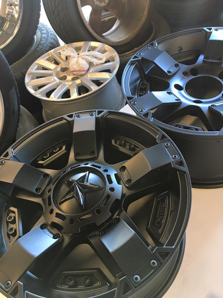 Need new car rims?