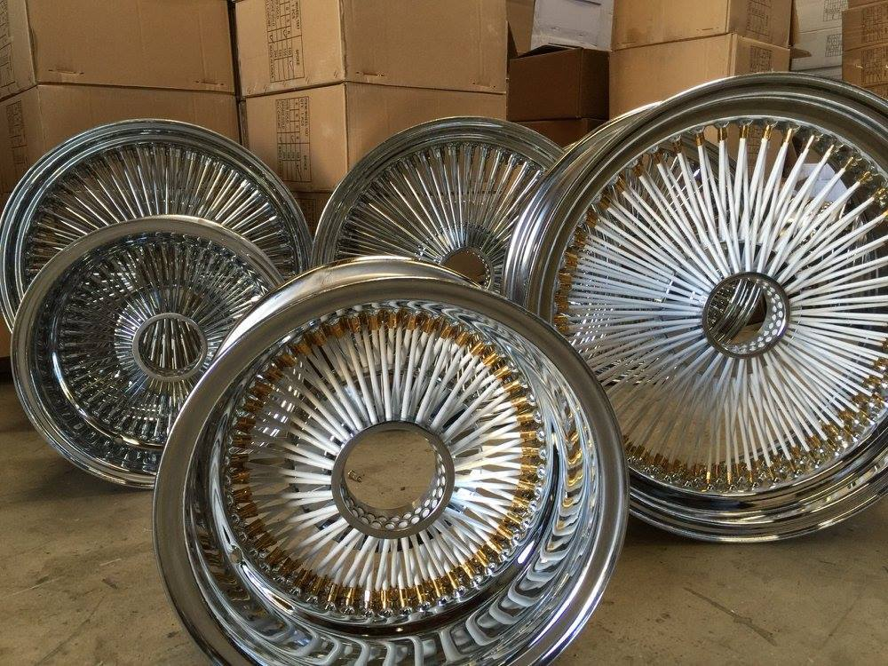 You Want Rims? We Have Rims!