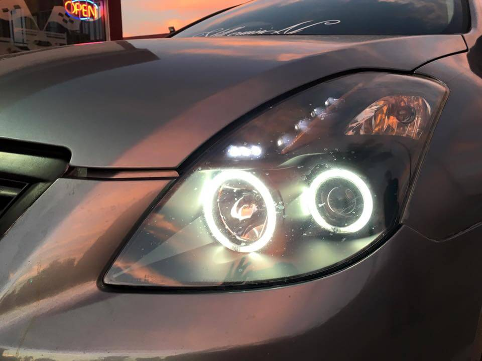 HID and LID Car Lighting from Audiosport