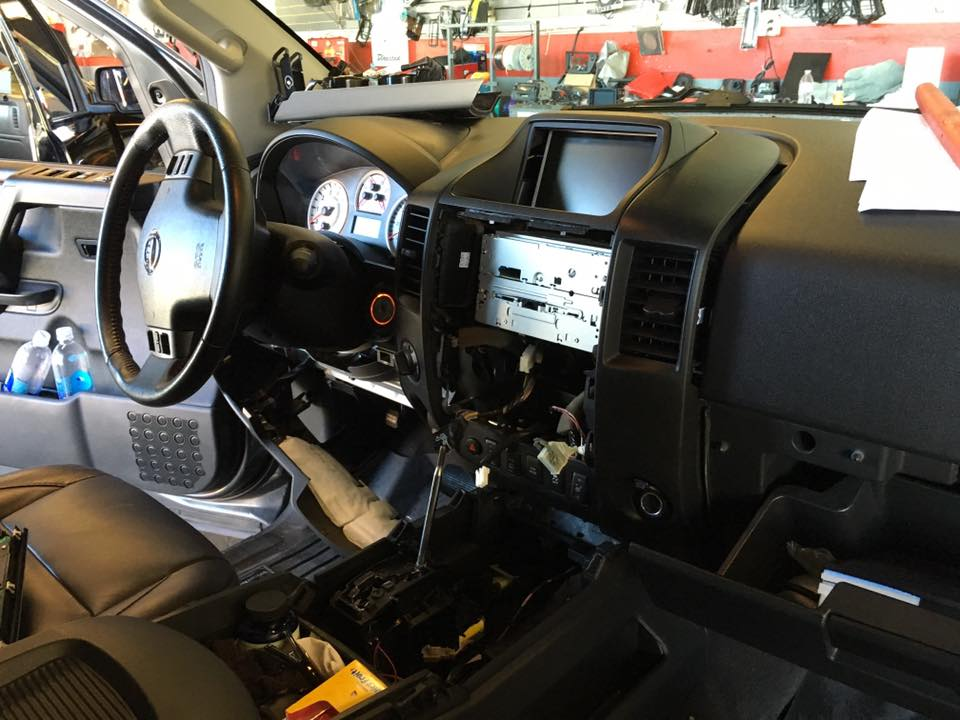 Custom Car Stereo Installation from Audiosport