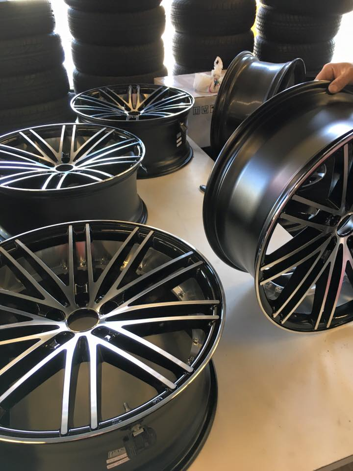 Amazing Rims in Escondido