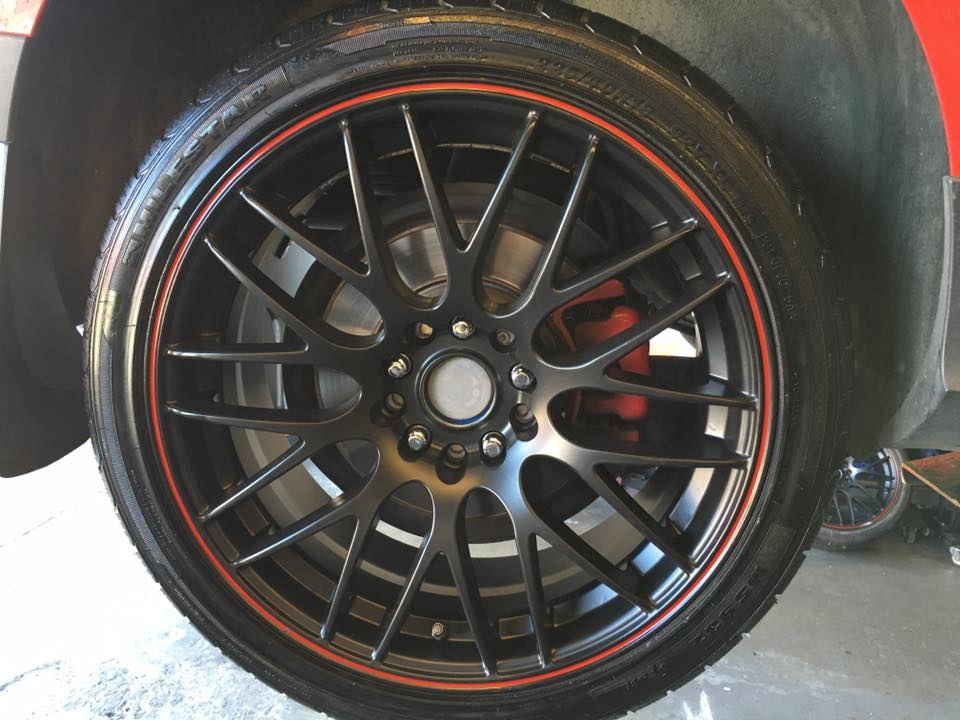 Cool Rims in Escondido for Cheap