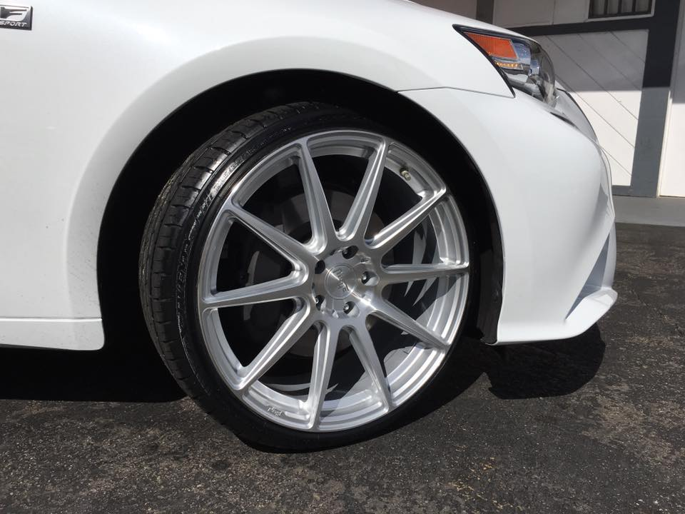 Car Rims and Wheels at Audiosport