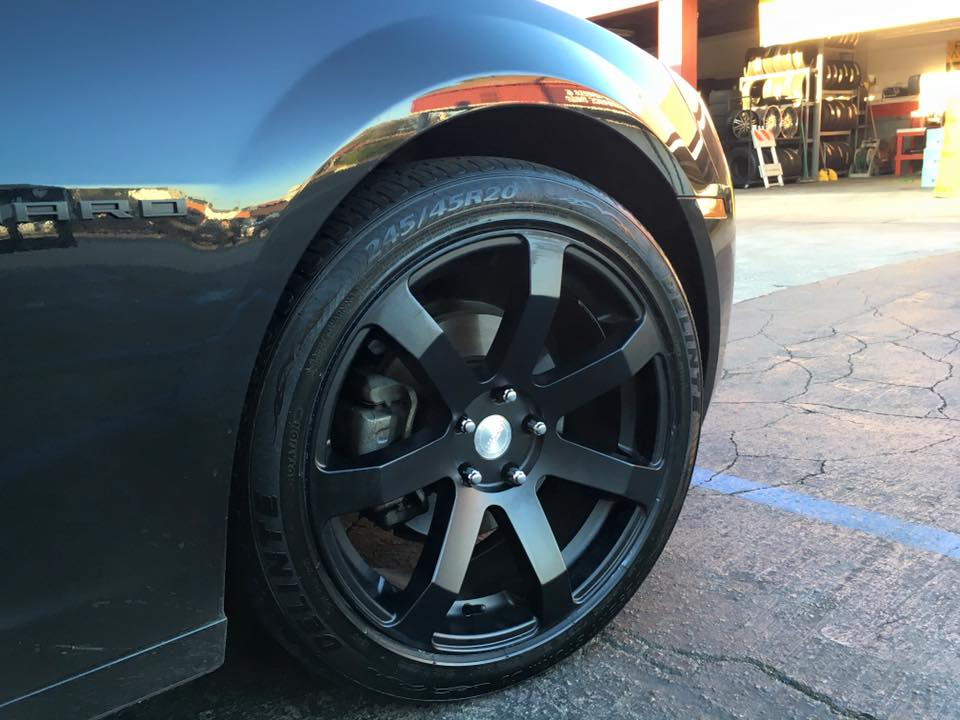 Get your friends jealous with awesome rims