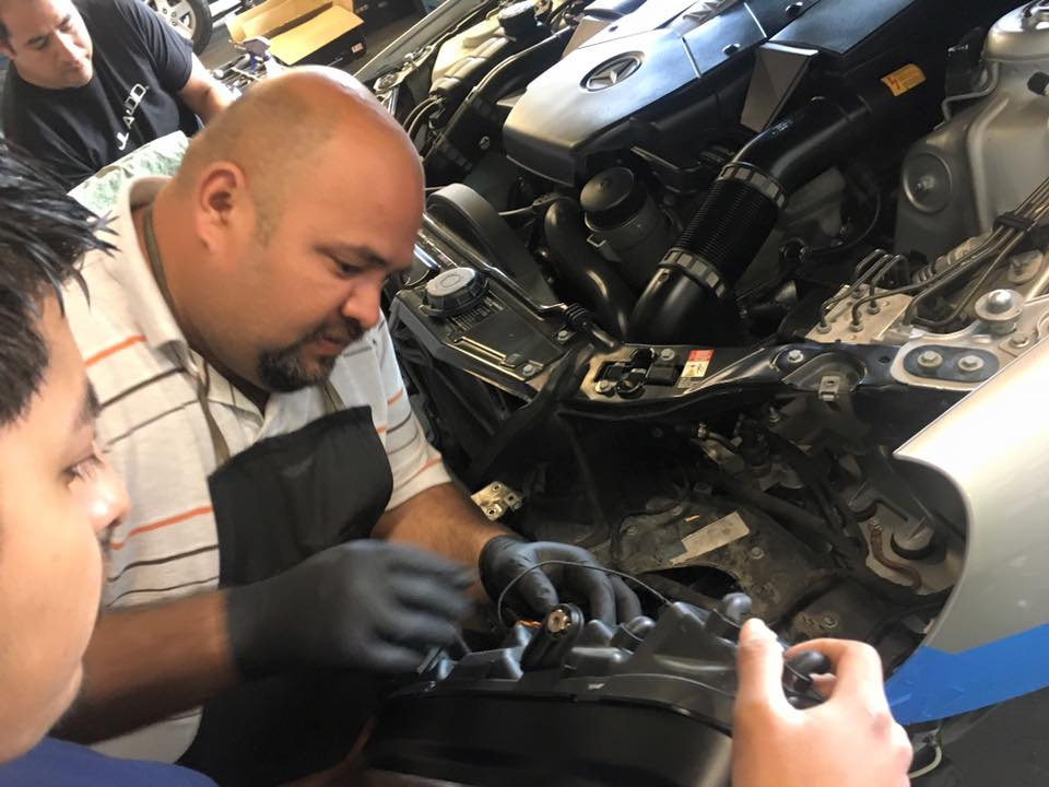 Car Experts at Audiosport Escondido