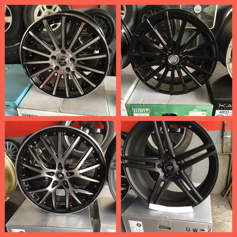 Amazing Selection of Car Wheels