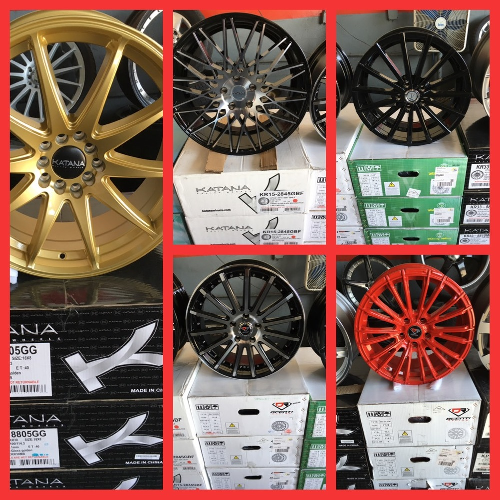 Best Car Rims and Wheels in San Diego