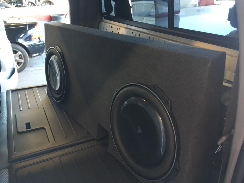 Get a great car stereo system from Audiosport Escondido