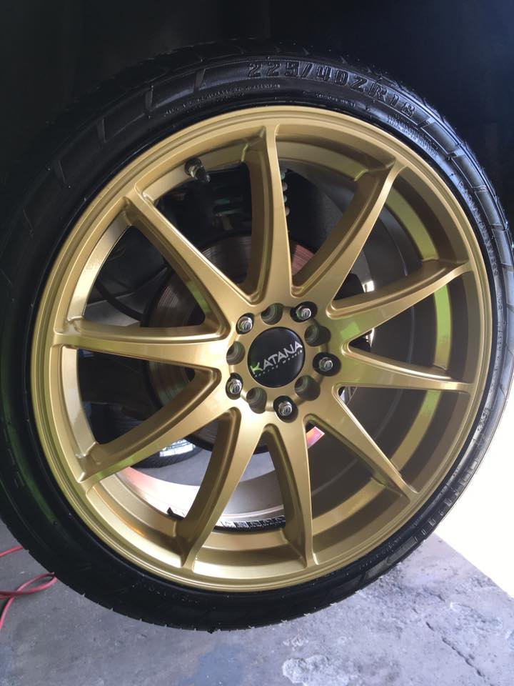 Sick Rims to pimp your ride in Escondido