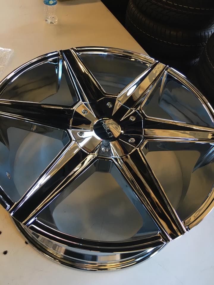 Affordable new rims from Audiosport