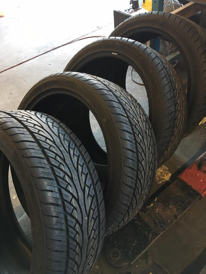 We have the best tires in Escondido