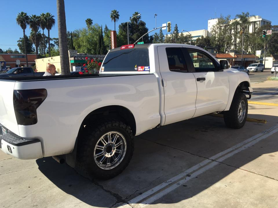Get truck tires, wheels and rims