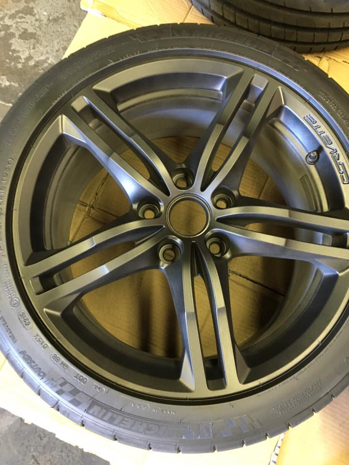 Get awesome new rims at Audiosport Escondido