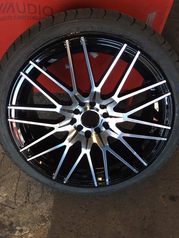 Rims and Wheels in San Diego at Audiosport Escondido